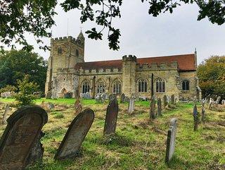 St George's Church Benenden