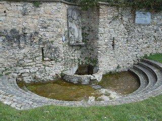 La Fontaine Jean Valjean