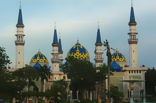 Tuban Grand Mosque