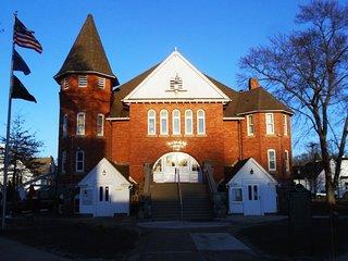 Stockbridge Town Hall