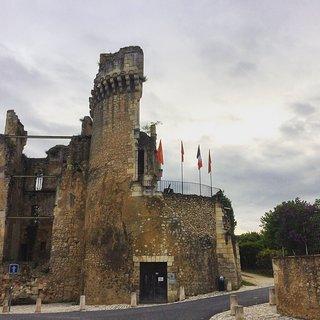 Chateau de Barriere