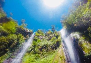 Tancak Kembar Waterfall