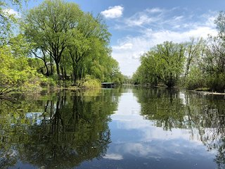 Cherokee Marsh- North Unit