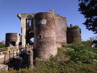 Chateau de Gilles de Rais
