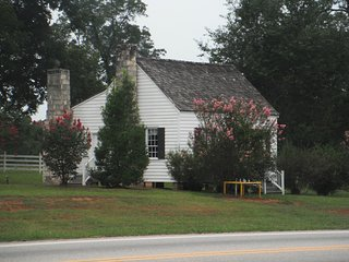 William Barret Travis Home