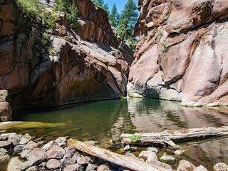 Paradise Cove Swimming Hole
