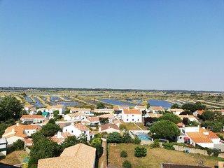 Clocher Panoramique de l'Ile d'Olonne