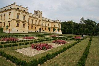 Chateau Slezske Rudoltice