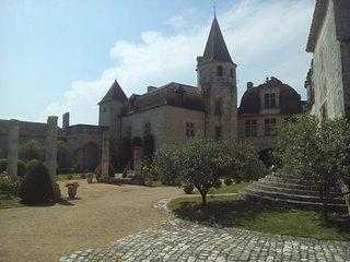Chateau de Lauzun