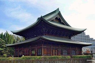 Tozen-ji Temple Shakado