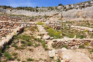 Site archeologique de Roquepertuse
