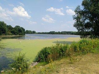 Lac du Heron