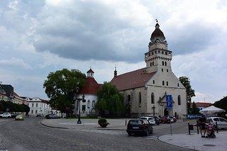 Farský kostol sv. Michala Archaniela