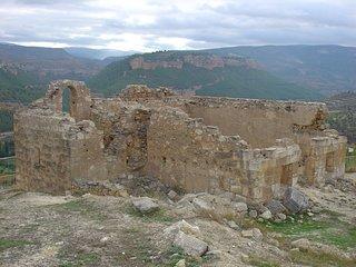 Ermita de Santa Barbara y Castillo