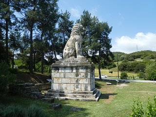 Lion of Amphipolis