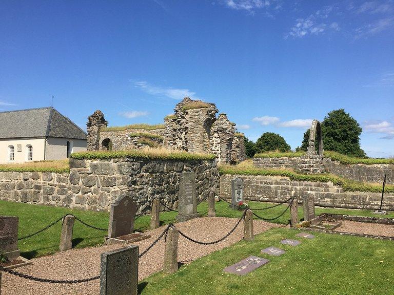 Klostret, ruinen och rekonstruktionen - GUPEA