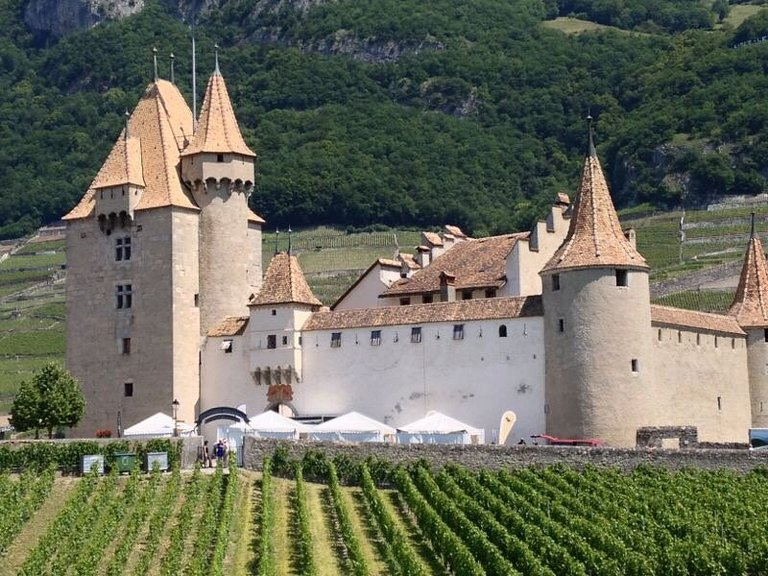 Image result for Aigle Castle
