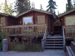 The Cabins at Denali Park Village