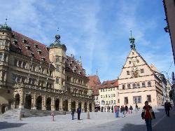 Rothenburger Rathaus