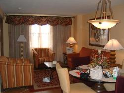 Living & Dining room area