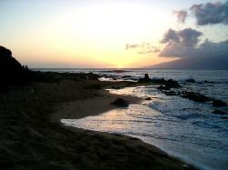 Another Napili Bay sunset shot