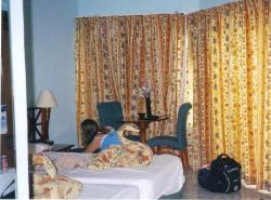 Inside the bungalow suite...2nd floor