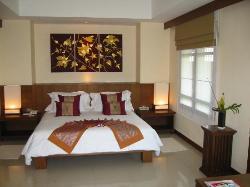 Garden Villa Bed