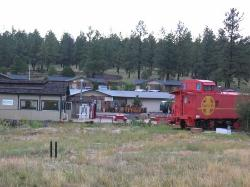 Canyon Caboose Bed & Breakfast