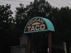 Toucan Taco