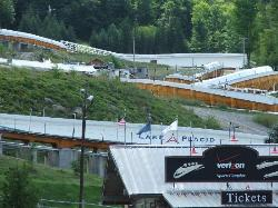 ‪Bobsled and Luge Complex‬