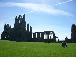 ‪Whitby Abbey‬