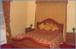 one of their bedrooms