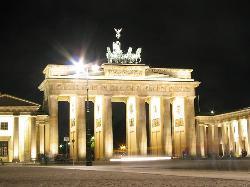 勃兰登堡门(Brandenburger Tor)