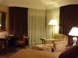 Overview of the room