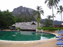 Tipa Resort, pool