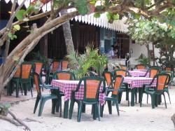 Beach side pizzeria