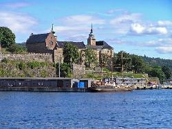 アーケシュフース城と要塞