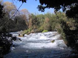 ‪Banias Waterfall‬