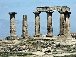 Ναός Απόλλωνα (Αρχαία Κόρινθος)
