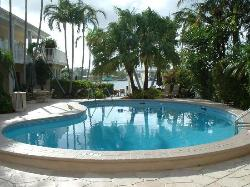 The Pool.. what a view!