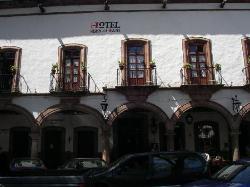 Hotel Mision San Manuel