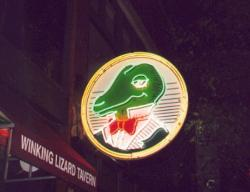 Winking Lizard and Coventry