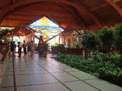 lobby (laguna azul)
