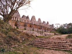 Temples of Uxmal