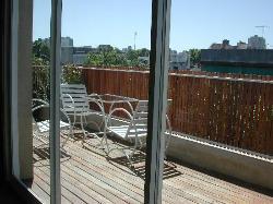 Room 14 (suite) large terrace left