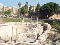 ローマ調円形競技場