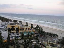 Great ocean and beach view