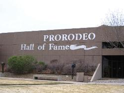 ‪ProRodeo Hall of Fame‬