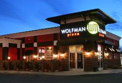 Wolfman Pizza