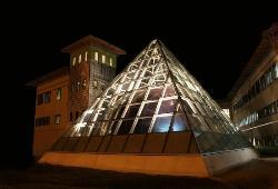 TAMIU Planetarium